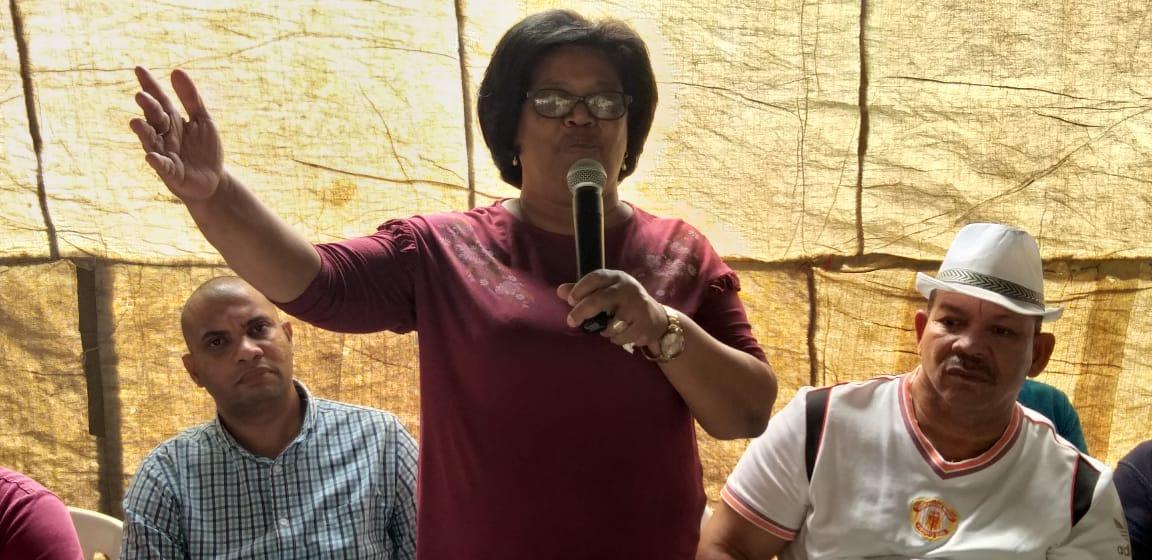 NEIBA: Melania Salvador promete retomar en el Senado elevación de Panzo    Portada - Bahorucoaldia.com